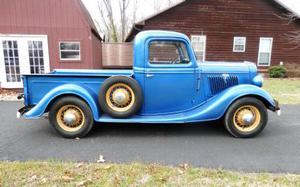 Ford Pickup (OUR Shop Truck) ALL Original Drives New