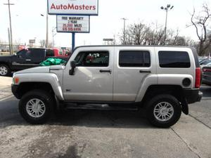 HUMMER H3 - 4x4 4dr SUV