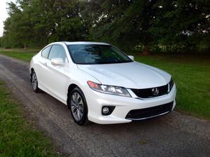 Honda Accord EX - EX 2dr Coupe CVT