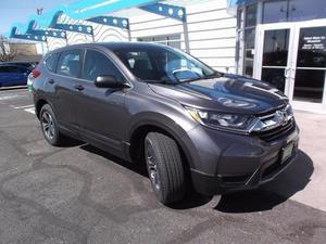 Honda CR-V LX - AWD LX 4dr SUV