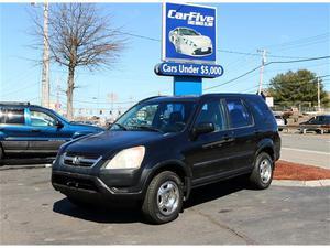 Honda CR-V LX in Salem, MA