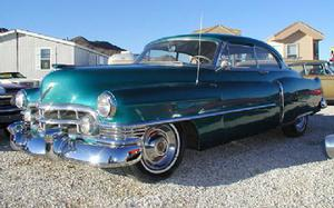 Liberty Ford Solon >> 1951 cadillac series 61 club coupe for solon | Cozot Cars