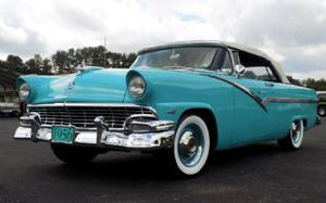 Ford Fairlane Sunliner 2 Dr. Convertible