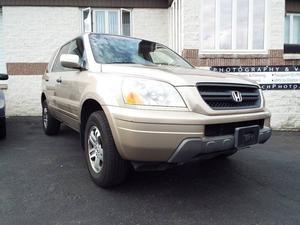 Honda Pilot EX-L - 4dr EX-L 4WD SUV w/Leather