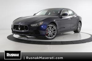 Maserati Ghibli S Q4 - AWD S Q4 4dr Sedan