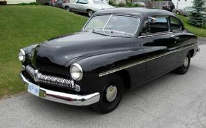 Mercury Mercury 2 Dr Coupe