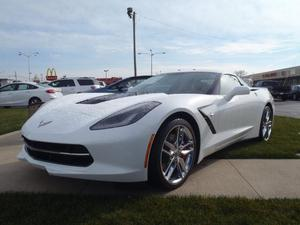 Chevrolet Corvette Stingray Z51 - Stingray Z51 2dr
