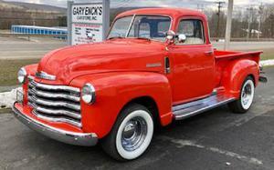 Chevrolet  Window Pickup