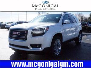 GMC Acadia Limited - 4dr SUV