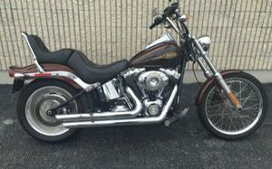 Harley Davidson Custom Softtail Motorcycle