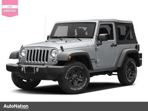 New  Jeep Wrangler Willys Wheeler