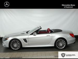 New  Mercedes-Benz SL550 Base