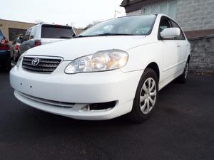 Used  Toyota Corolla CE