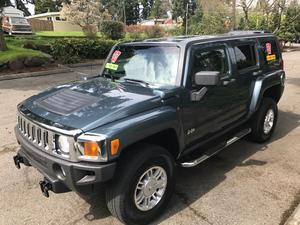 HUMMER H3 - Luxury 4dr SUV 4WD