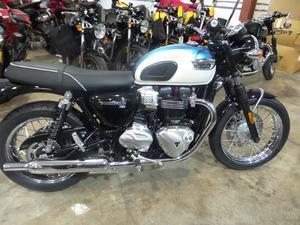 Triumph Bonneville - T100