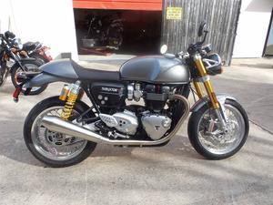Triumph Thruxton -  R