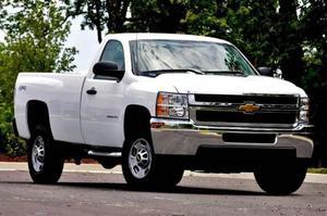 Used  Chevrolet Silverado  Work Truck