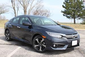 Honda Civic Touring - Touring 4dr Sedan