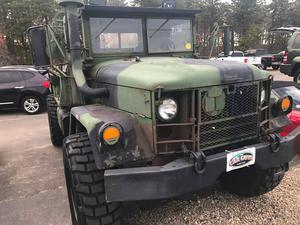 AM General Hummer - BOBBED DEUCE CUSTOM!