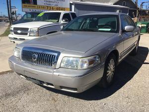 Mercury Grand Marquis LS Premium - LS Premium 4dr Sedan