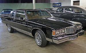 Pontiac Bonneville 2 Dr. Coupe