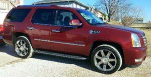 Used  Cadillac Escalade Luxury