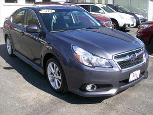 Used  Subaru Legacy 2.5i Limited