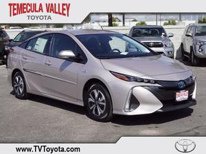 Toyota Prius Prime Plus in Temecula, CA