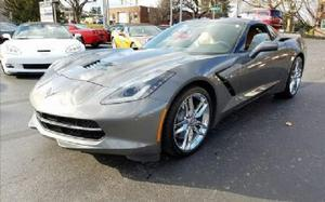 Chevrolet Corvette Stingray Z51 2DR Coupe W/2LT
