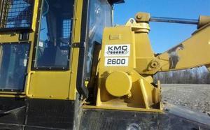 KMC  Track Skidder