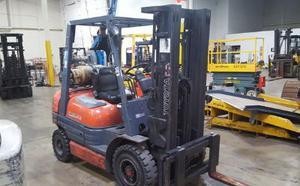 Toyota 6FGU25 Forklift