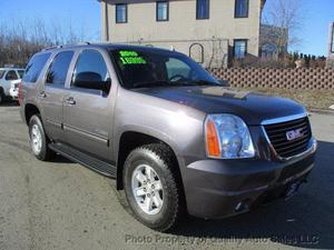 Used  GMC Yukon SLE