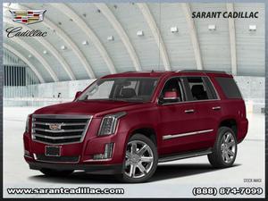 Cadillac Escalade Luxury - 4x4 Luxury 4dr SUV