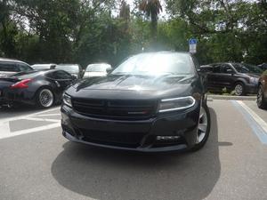 Dodge Charger SXT - SXT 4dr Sedan