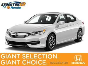 Honda Accord EX-L - EX-L 4dr Sedan