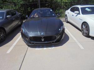 Maserati GranTurismo MC - MC 2dr Coupe