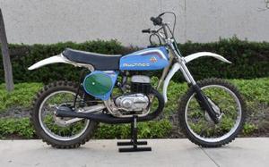 Bultaco 250 Pursang