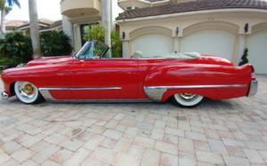 "Cadillac Series 62 Custom ""resto-Mod"" Convertible"
