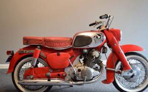 Honda CA77 Dream