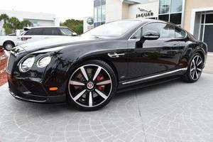 New  Bentley Continental GT V8 S
