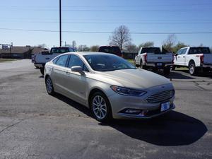 Ford Fusion Energi Titanium - Titanium 4dr Sedan