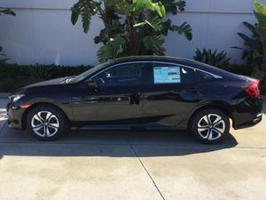 New  Honda Civic LX