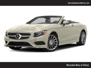 New  Mercedes-Benz S550