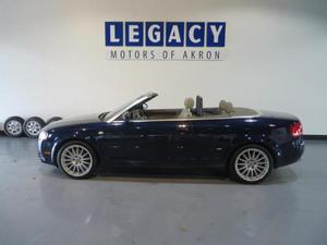 Used  Audi A4 3.2