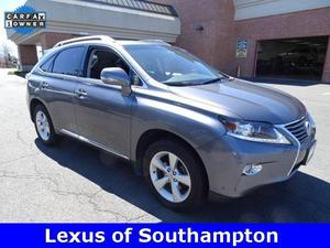 Certified  Lexus RX 350