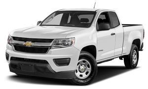 Chevrolet Colorado WT