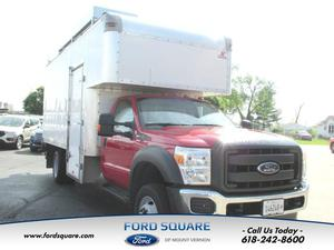 Ford F-450 Chassis Cab XL