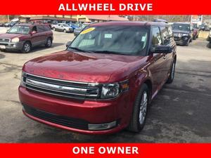 Ford Flex SEL - AWD SEL 4dr Crossover