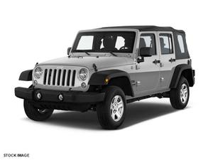 Jeep Wrangler Unlimited - Unlimited Sport
