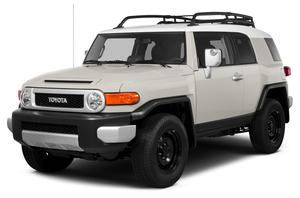 Toyota FJ Cruiser Base